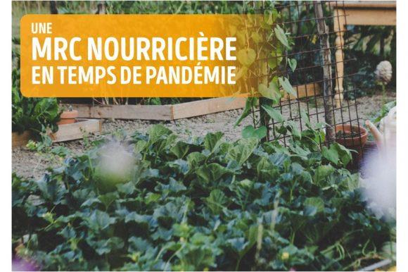 Une MRC nourricière en temps de pandémie